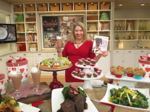 Carol Ritchie QVC Go Red For Women